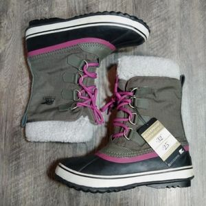 Sorel Winter Carnival Sherpa Snow Boots